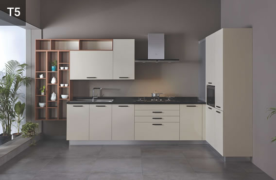 T5 Modular Kitchen