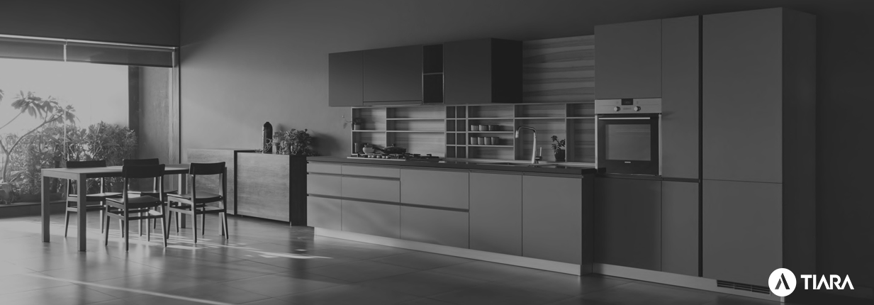 How Do You Design A Modern Kitchen-Tiara Furniture Systems