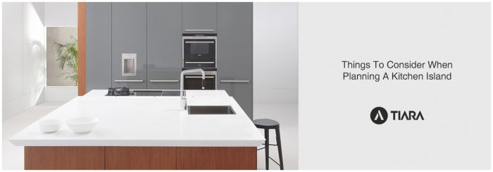 Things To Consider When Planning A Kitchen Island-Tiara Furniture Systems in Ahmedabad