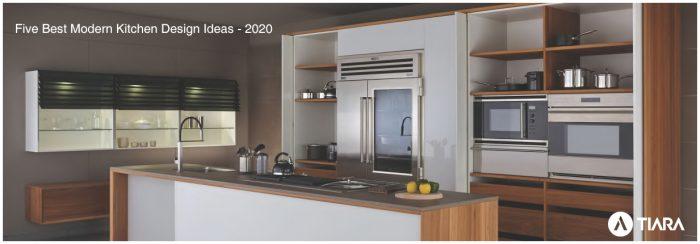 Five Best Modern Kitchen Design Ideas -2020